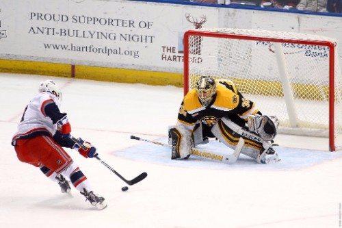 Providence Bruins vs Hartford Wolf Pack