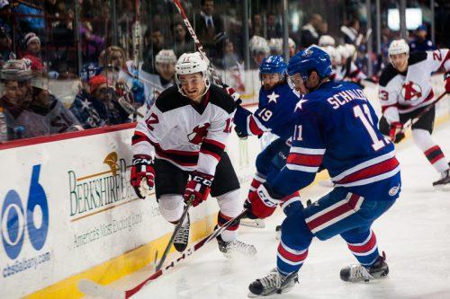 Binghamton Devils vs Rochester Americans
