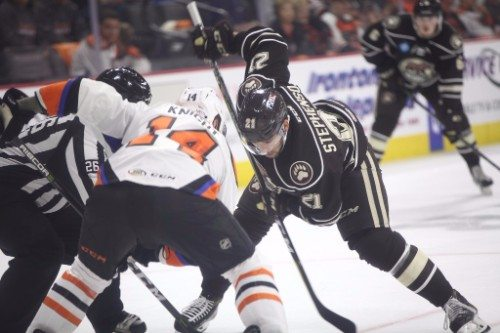 Lehigh Valley Phantoms vs Hershey Bears