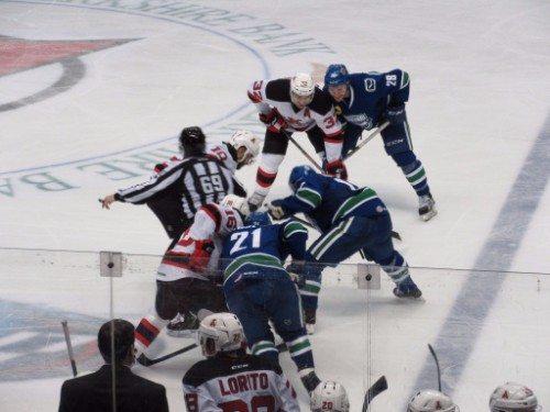 Binghamton Devils vs Utica Comets
