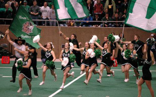 UND Cheer Team