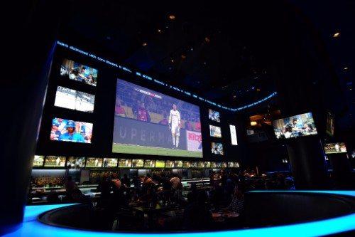 Air Canada Centre Real Sports Bar