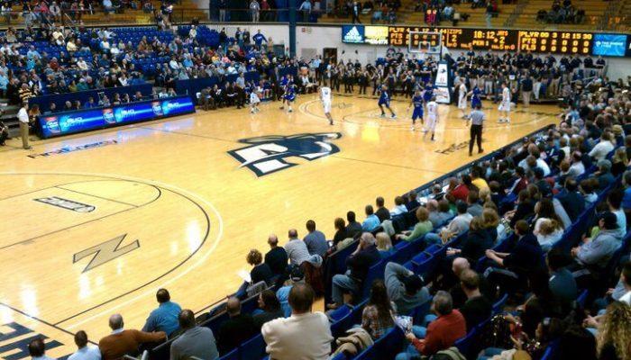 Akron Zips James A Rhodes Arena