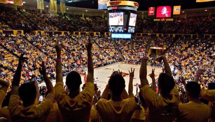 Wells Fargo Arena Arizona State Sun Devils