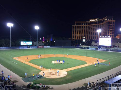Biloxi Shuckers vs Mobile BayBears