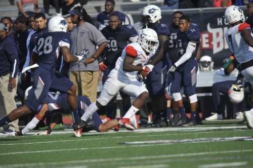 Howard Bison vs Delaware State Hornets