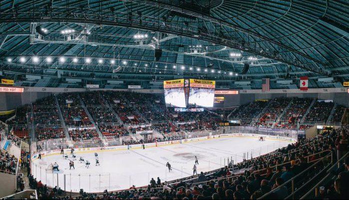 Charlotte Checkers Bojangles Coliseum