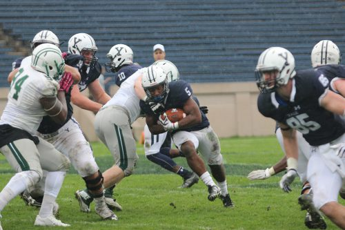 Dartmouth vs Yale football