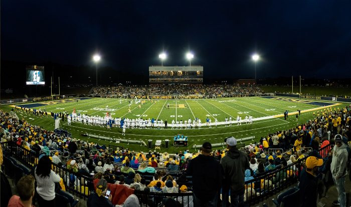 William B. greene Jr Stadium