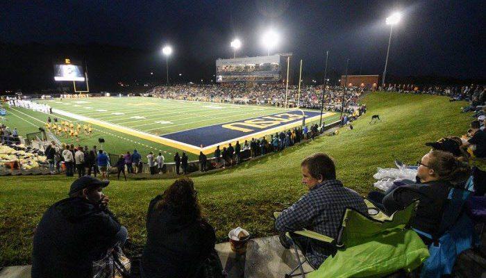 East Tennessee State Buccaneers Kermit Tipton Stadium