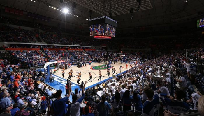 Florida Gators Exactech Arena at Stephen C OConnell Center