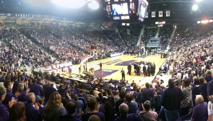Kansas State Wildcats Bramlage Coliseum