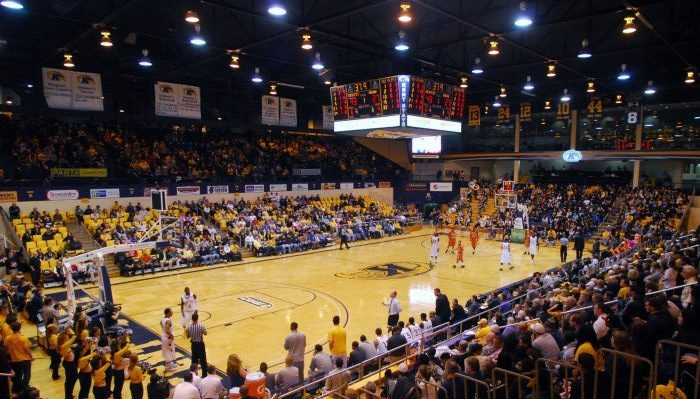 Kent State Golden Flashes Memorial Athletic and Convocation Center