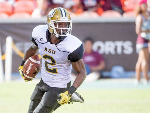 Alabama State Hornets football