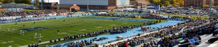 Maine Black Bears Alfond Stadium
