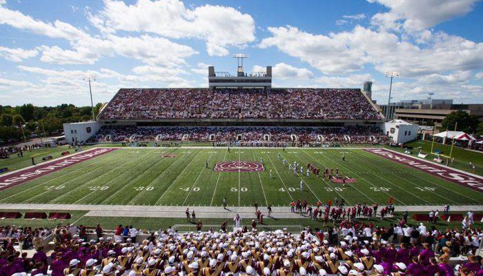 Missouri State Bears Robert W Plaster Stadium