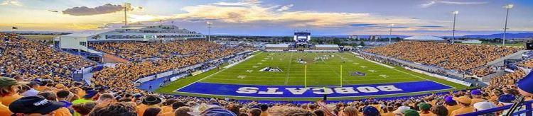 Montana State Bobcats Bobcat Stadium