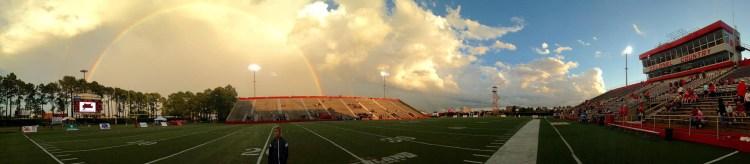 Manning Field at John L Guidry Stadium