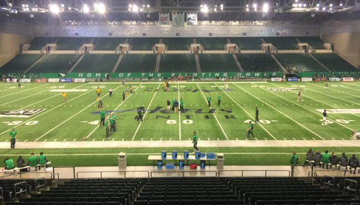 North Dakota Fighting Hawks Alerus Center
