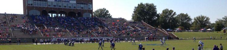 Presbyterian Blue Hose Bailey Memorial Stadium