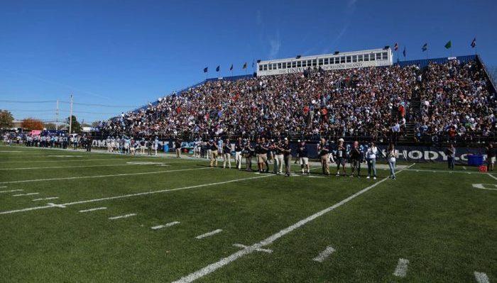 Rhode Island Rams Meade Stadium