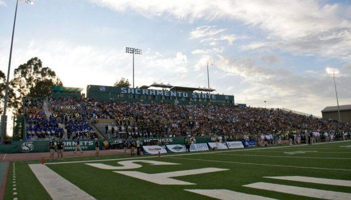 Sacramento State Hornets Hornet Stadium