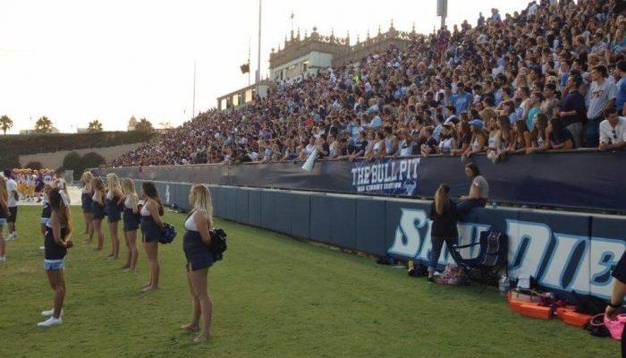 San Diego Toreros Torero Stadium
