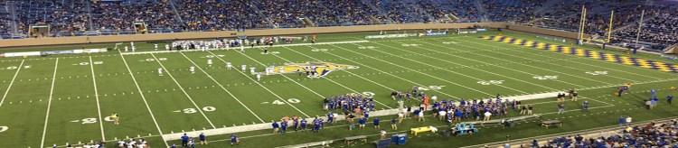South Dakota State Jackrabbits Dana Dykhouse Stadium