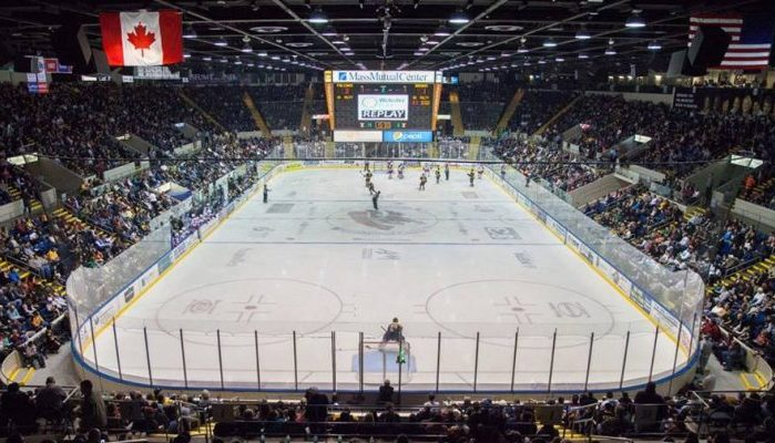 Springfield Thunderbirds MassMutual Center