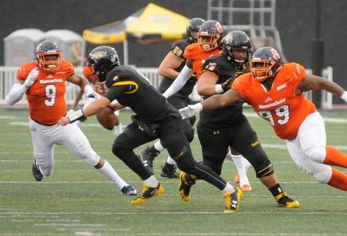 Towson Tigers vs Morgan State Bears