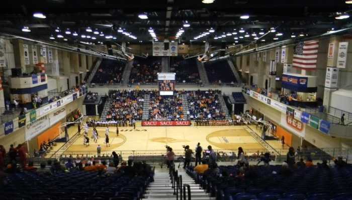 UTSA Roadrunners Convocation Center University of Texas at San Antonio