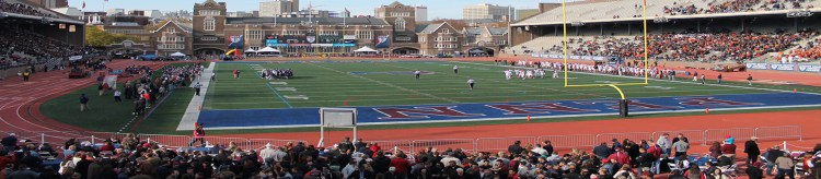 Franklin Field Penn Quakers