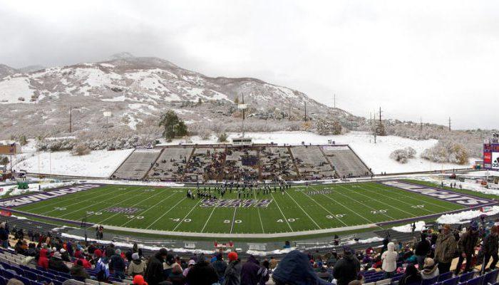Weber State Wildcats Stewart Stadium