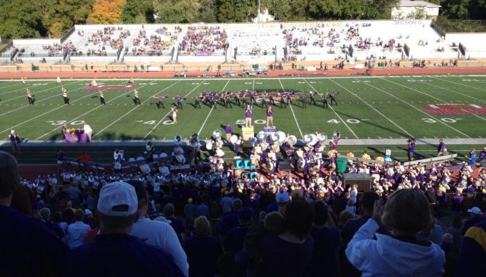 Hanson Field Western Illinois Leathernecks