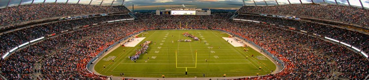 Denver Outlaws Sports Authority Field at Mile High