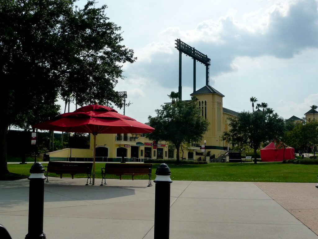 Champion Stadium Disney World