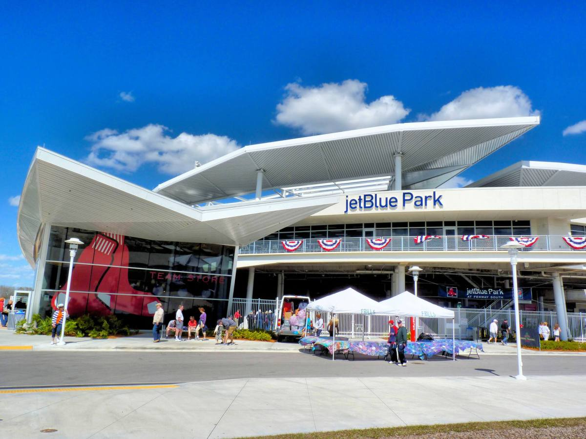 JetBlue Park at Fenway South