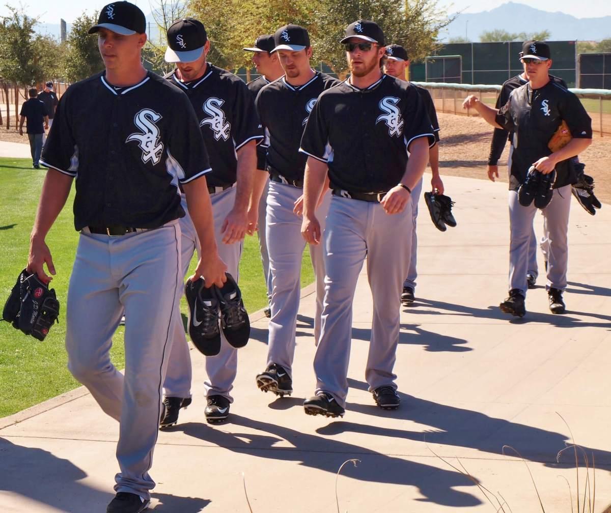 Chicago White Sox Spring Training walk of fame