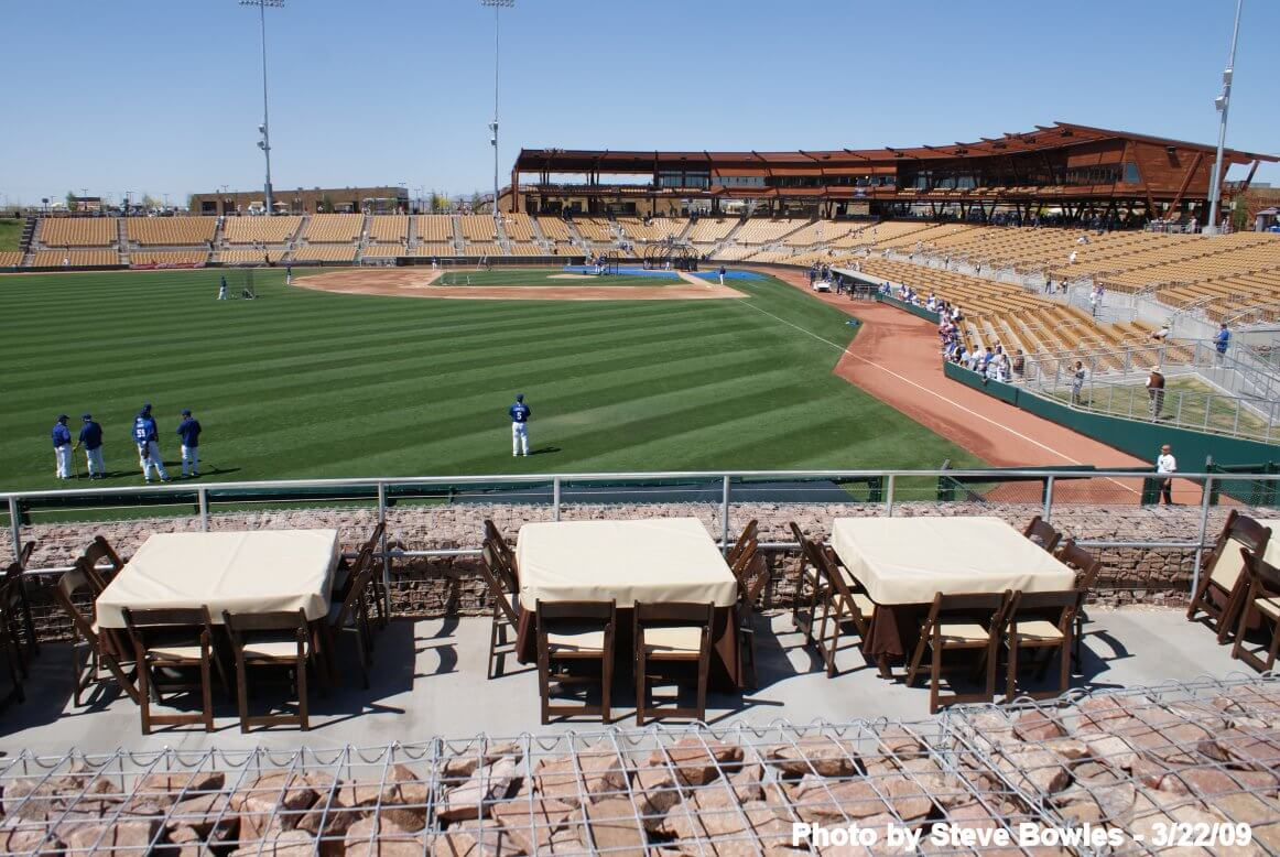 All you can eat Patio Camelback Ranch