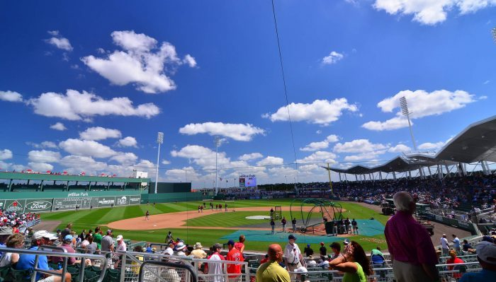 Boston Red Sox JetBlue Park at Fenway South