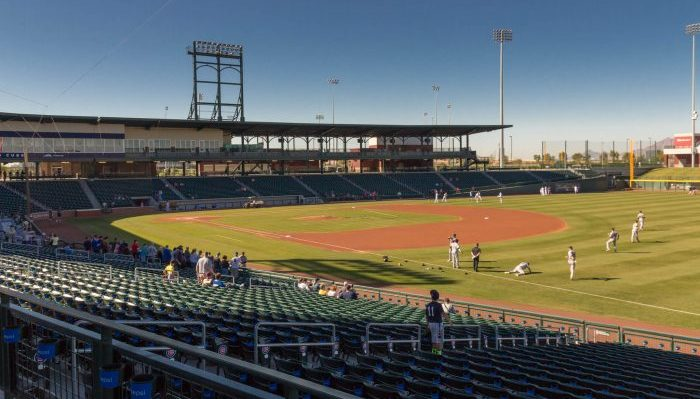 Chicago Cubs Sloan Park