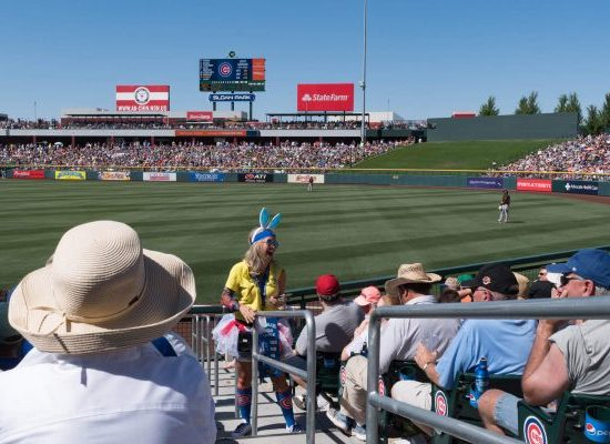 Chicago Cubs Spring Training Sloan Park