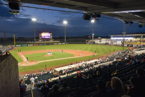 Detroit Tigers Spring Training Publix Field at Joker Marchant Stadium