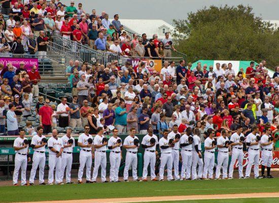 Miami Marlins Spring Training Roger Dean Stadium