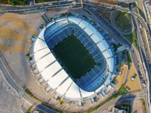 Arena das Dunas Brazil