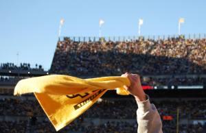 Terrible Towel Pittsburgh Steelers