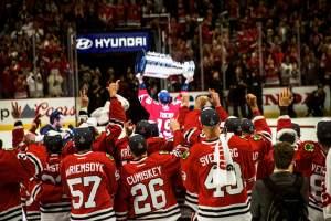 Chicago Blackhawks Champions