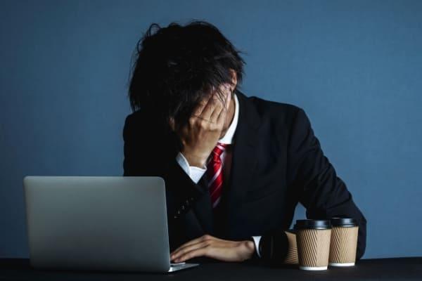 営業マンがスランプに陥る大きな原因と脱出法