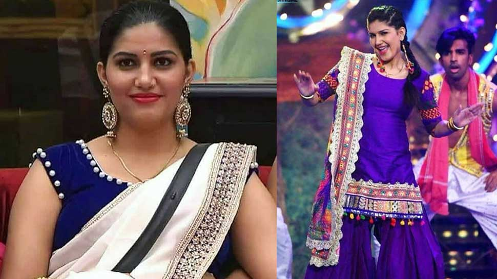 Image result for sapna choudhary to enter bigg boss house 12