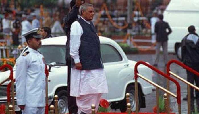 Why BMW was opted in place of ambassador as PM's VIP vehicle during atal's tenure?